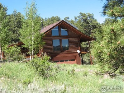 296 Caddo Rd, Red Feather Lakes, CO 80545 - MLS#: 853053