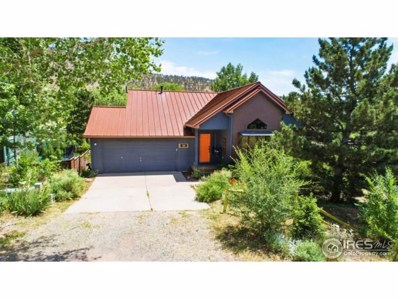 1002 Steamboat Valley Rd, Lyons, CO 80540 - MLS#: 853174