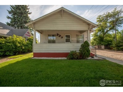 1022 Cleveland Ave, Loveland, CO 80537 - MLS#: 853246