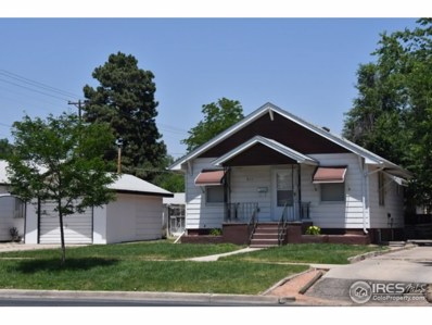 611 22nd St, Greeley, CO 80631 - MLS#: 853247