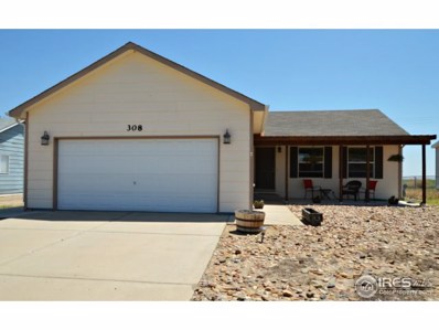 308 Sally St, Wiggins, CO 80654 - MLS#: 853249