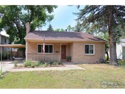 427 Buckeye St, Fort Collins, CO 80524 - MLS#: 853251