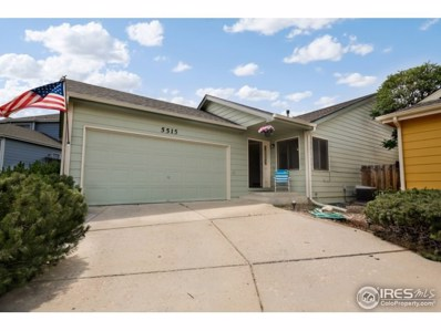 5515 Fossil Ridge Dr E, Fort Collins, CO 80525 - MLS#: 853287