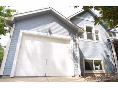 783 Thornwood Cir, Longmont, CO 80503 - MLS#: 853475