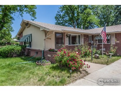 1300 Green St, Fort Collins, CO 80524 - MLS#: 853514