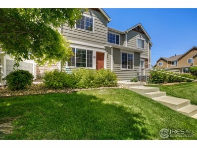 805 Summer Hawk Dr UNIT K65, Longmont, CO 80504 - MLS#: 853552