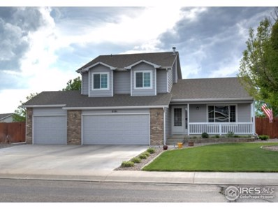 8591 Secretariat Dr, Wellington, CO 80549 - MLS#: 853650