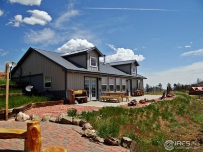 302 Haystack Mountain Ct, Livermore, CO 80536 - MLS#: 853666