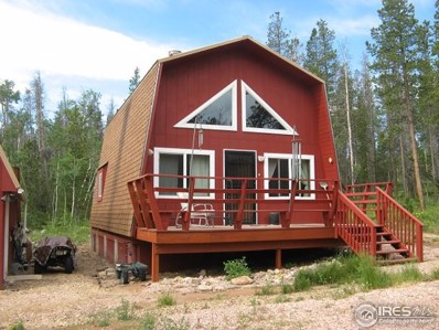 88 Kansa Ct, Red Feather Lakes, CO 80545 - MLS#: 853742