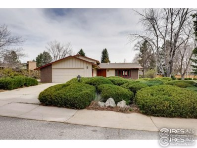 7460 Old Mill Trl, Boulder, CO 80301 - MLS#: 853754