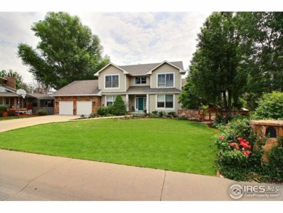 1884 24th St, Greeley, CO 80631 - MLS#: 853792