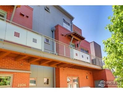 2336 Spruce St UNIT C, Boulder, CO 80302 - MLS#: 854065