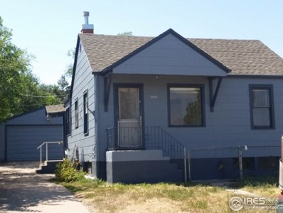 2105 5th Ave, Greeley, CO 80631 - MLS#: 854083