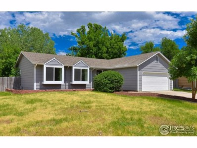 3802 Dall Pl, Fort Collins, CO 80525 - MLS#: 854167
