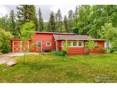 1026 Fox Creek Rd, Glen Haven, CO 80532 - MLS#: 854230
