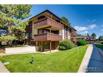 500 Manhattan Dr UNIT C3, Boulder, CO 80303 - MLS#: 854233