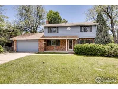 7702 Essex Pl, Boulder, CO 80301 - MLS#: 854373