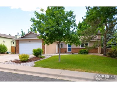 903 Bayberry Dr, Loveland, CO 80538 - MLS#: 854447