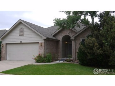 4250 W 16th St 48 UNIT 48, Greeley, CO 80634 - MLS#: 854463