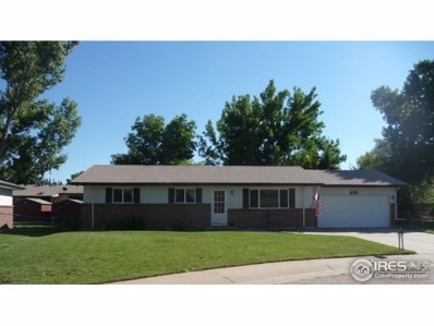 635 39th Ave, Greeley, CO 80634 - MLS#: 854505