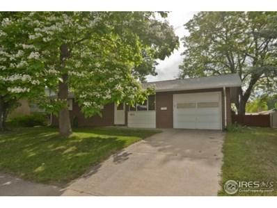1015 Lilac St, Longmont, CO 80501 - MLS#: 854530