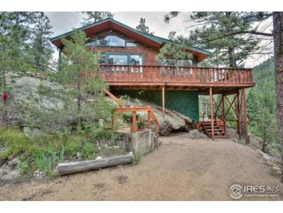 1149 Fox Creek Rd, Glen Haven, CO 80532 - MLS#: 854584