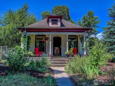 239 N Grant Ave, Fort Collins, CO 80521 - MLS#: 854672