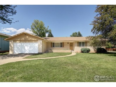 2148 Sheffield Dr, Fort Collins, CO 80526 - MLS#: 854699