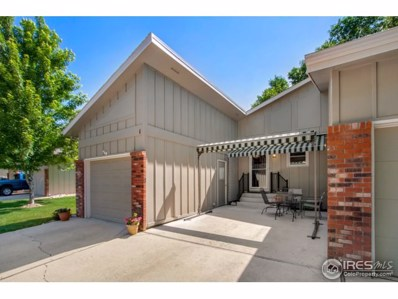 3024 Anchor Way UNIT 1, Fort Collins, CO 80525 - MLS#: 854798