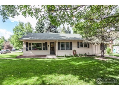 106 Fishback Ave, Fort Collins, CO 80521 - MLS#: 854928