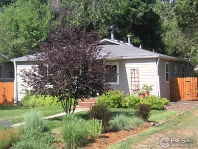 831 Pratt St, Longmont, CO 80501 - MLS#: 854954