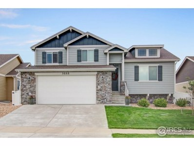3222 Palano Ave, Evans, CO 80620 - MLS#: 854992