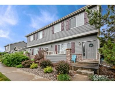 408 Strasburg Dr UNIT B1, Fort Collins, CO 80525 - MLS#: 855030