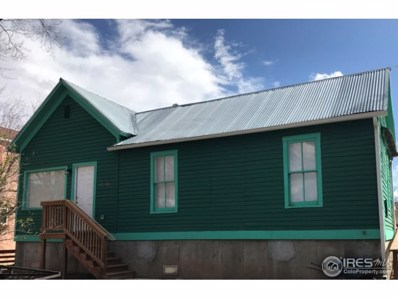 427 Park St, Lyons, CO 80540 - MLS#: 855034
