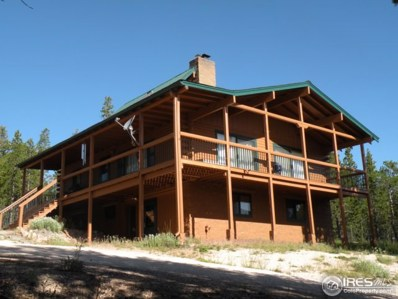 1801 Ottawa Way, Red Feather Lakes, CO 80545 - MLS#: 855197