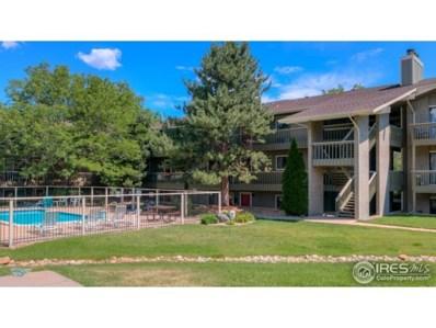 695 Manhattan Dr UNIT 8, Boulder, CO 80303 - MLS#: 855334