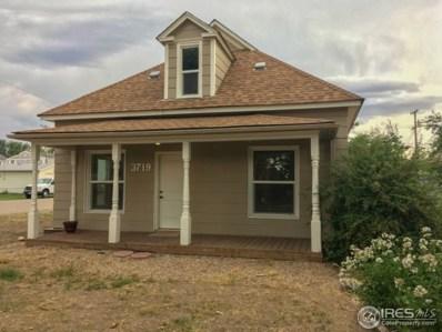 3719 Boulder St, Evans, CO 80620 - MLS#: 855441