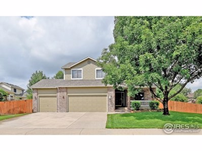 3501 Silver Trails Drive, Fort Collins, CO 80526 - #: 855478