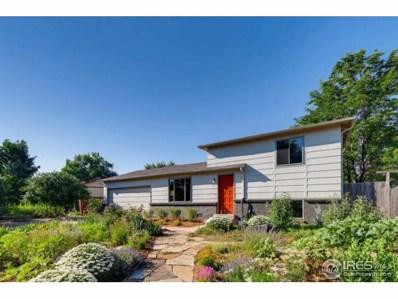 7602 Aberdeen Way, Boulder, CO 80301 - MLS#: 855482