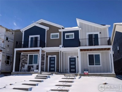 1091 Mountain Dr UNIT B, Longmont, CO 80503 - MLS#: 855556