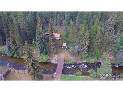 64 Pinecliffe Rd, Pinecliffe, CO 80471 - MLS#: 855581