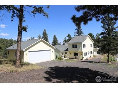 256 George Stadler Rd, Bellvue, CO 80512 - MLS#: 855713