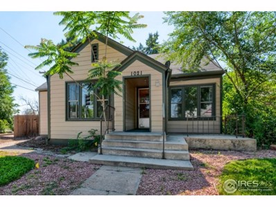 1021 Cleveland Ave, Loveland, CO 80537 - MLS#: 855714