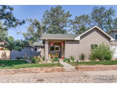 517 Lincoln Ave, Louisville, CO 80027 - MLS#: 855841