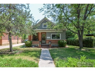 1213 Laporte Ave, Fort Collins, CO 80521 - MLS#: 855856