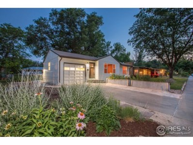 1505 Westview Ave, Fort Collins, CO 80521 - MLS#: 855870