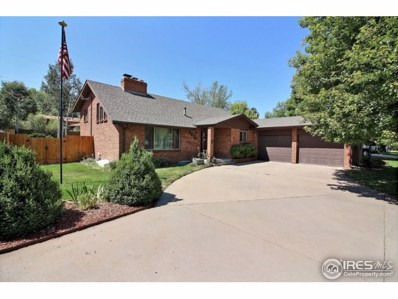 5520 W 24th St, Greeley, CO 80634 - MLS#: 855878