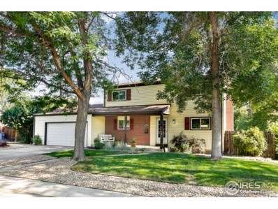 10813 W 61st Ave, Arvada, CO 80004 - MLS#: 855904