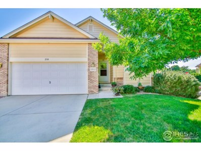 4902 29th St UNIT 23D, Greeley, CO 80634 - MLS#: 855967