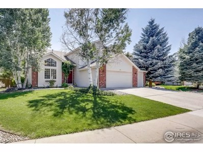 501 Idalia Ct, Fort Collins, CO 80525 - MLS#: 856084